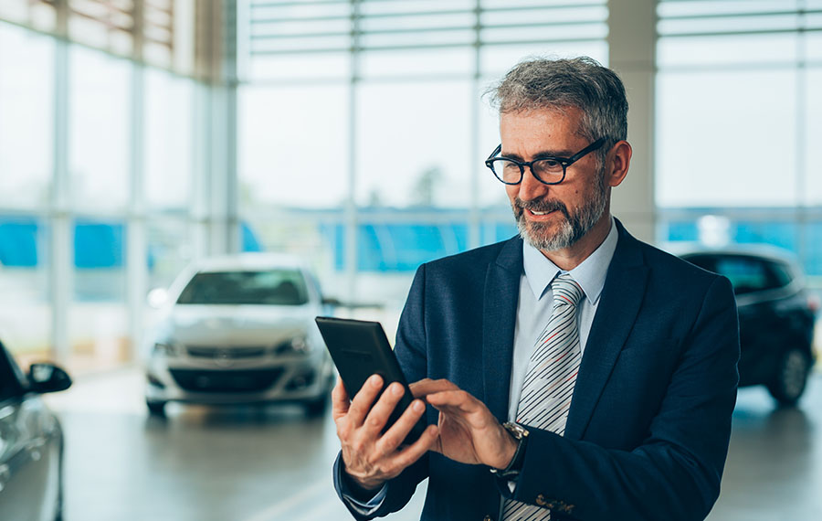 SMS Drives Success in the Automotive Industry