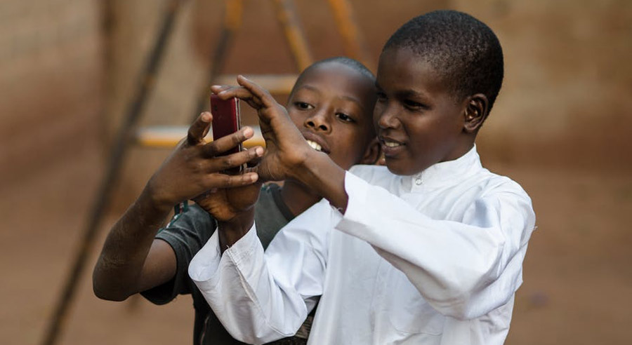 SMS Soars in Developing Countries