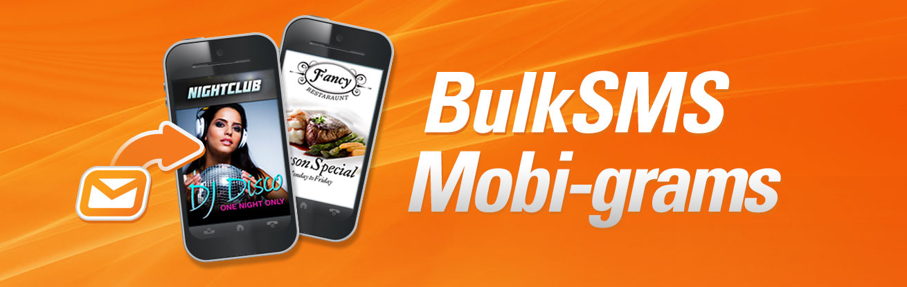 BulkSMS now offers Mobi-grams