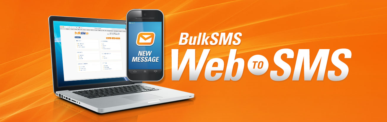 BulkSMS Web to SMS Solution